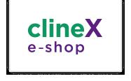 ClineX e-shop